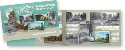 2015 Preservation Days Guidebook
