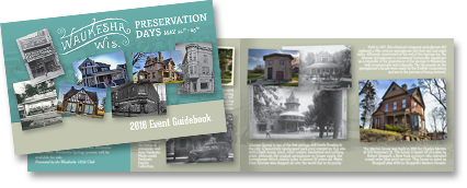 2016 Preservation Days Guidebook